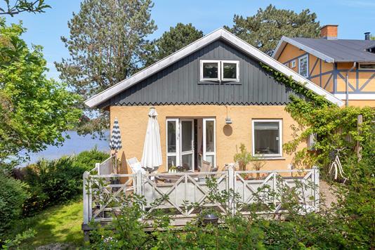 Villa på Søvej i Hornbæk - Ejendommen