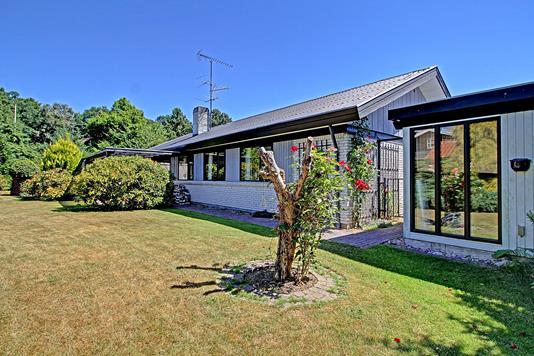 Villa på Plantagevej i Hornbæk - Ejendommen