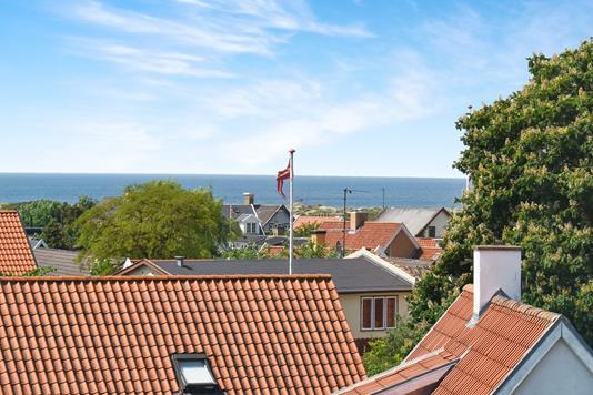 Villa på Nordre Strandvej i Hornbæk - Udsigt