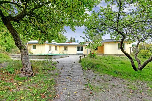 Villa på Sejerøvej i Ålsgårde - Ejendommen