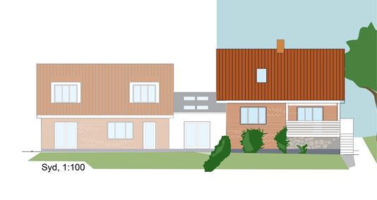 Villa på Støberens Vænge i Hornbæk - Ejendommen