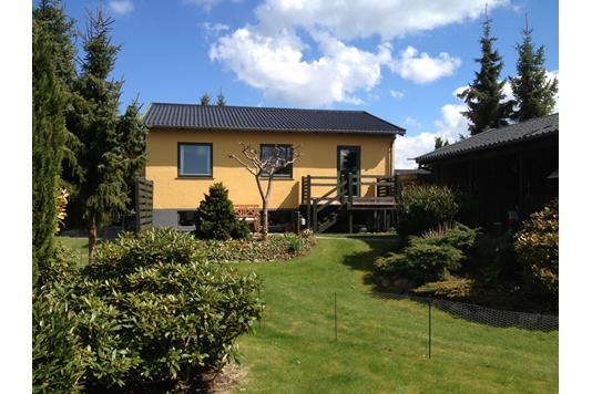 Villa på Storeåsvej i Ålsgårde - Ejendommen