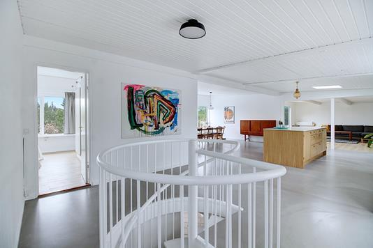 Fritidsbolig på Solhøj i Hornbæk - Standard indendørs