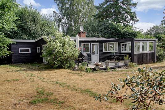 Fritidsbolig på Søhusvej i Hornbæk - Ejendommen