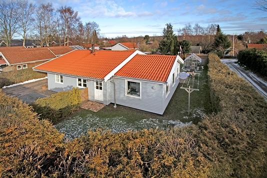 Fritidsbolig på Rørsangervej i Tikøb - Ejendommen