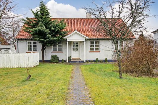 Villa på Hornebyvej i Hornbæk - Ejendommen