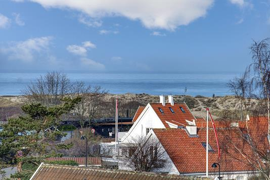 Ejerlejlighed på Havnevej i Hornbæk - Udsigt