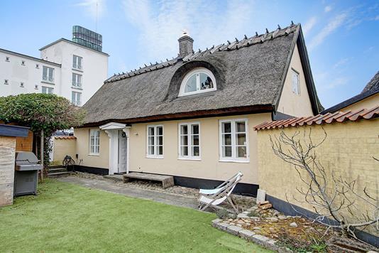 Villa på Havnevej i Hornbæk - Ejendommen