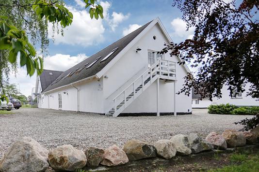 Villa på Sauntevej ( sidebygning ) i Hornbæk - Ejendommen