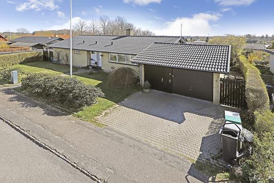 Villa på Drejervej i Hornbæk - Ejendommen