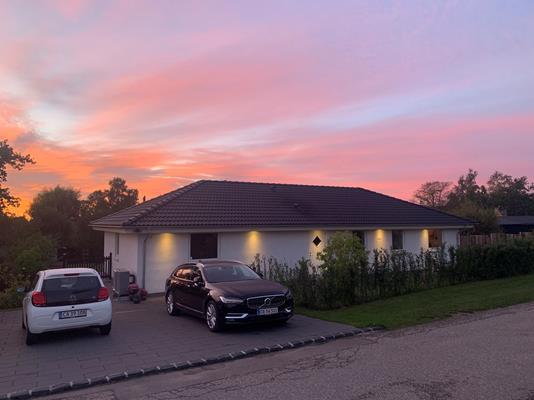 Villa på Jupitervej i Hornbæk - Andet