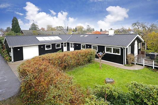 Villa på Kildegårdsvej i Hornbæk - Ejendommen