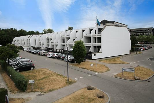 Fritidsbolig på Nordre Strandvej i Helsingør - Ejendommen