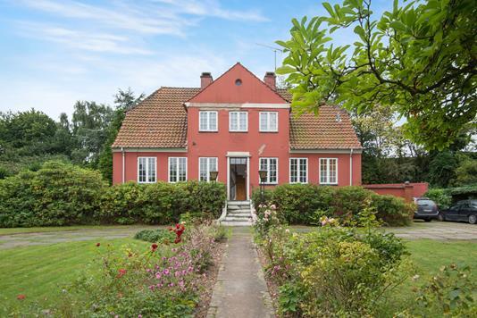 Villa på Tjørnevej i Kongens Lyngby - Ejendommen
