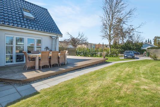 Villa på Ellesletten i Vedbæk - Ejendommen