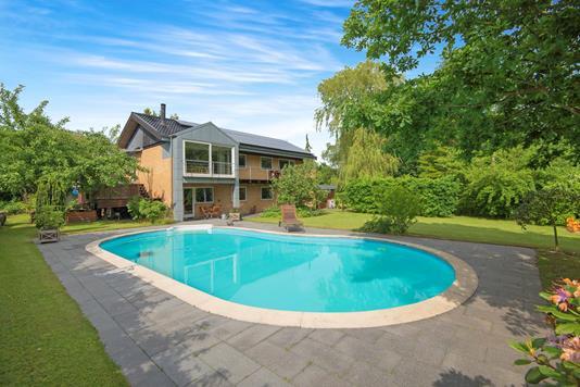 Villa på Chr.Winthers Vej i Kongens Lyngby - Ejendommen