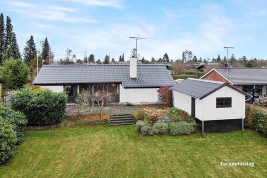 Villa på Kulsviervænget i Kongens Lyngby - Ejendommen