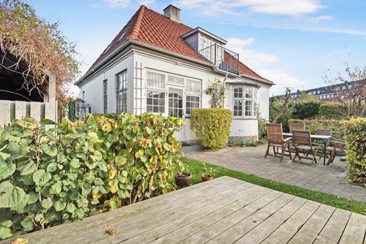 Villa på Gyldendalsvej i Kongens Lyngby - Ejendommen