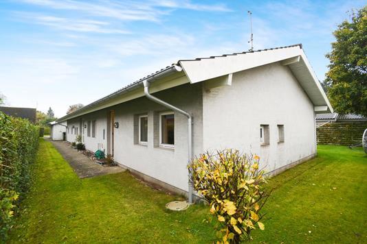 Villa på Skovvænget i Kongens Lyngby - Ejendommen