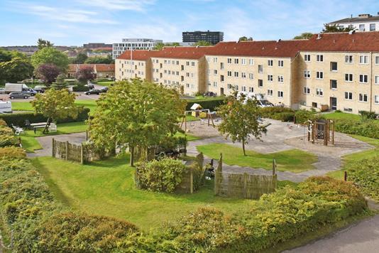 Ejerlejlighed på Lyngbygårdsvej i Kongens Lyngby - Ejendommen