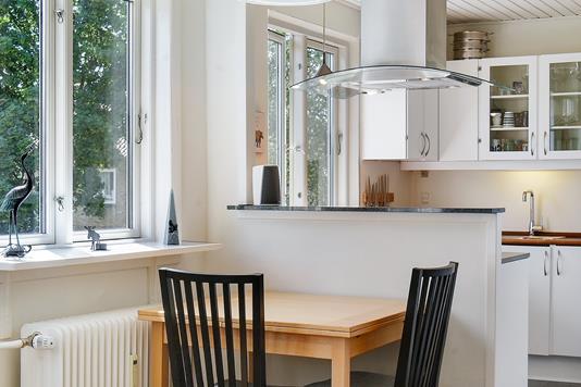 Ejerlejlighed på Vadholm i Kongens Lyngby - Stue