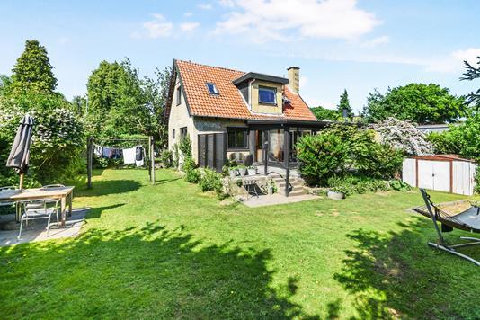 Villa på Hjortekærskrænten i Kongens Lyngby - Ejendom 1