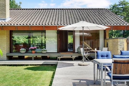 Villa på Nybrovej i Kongens Lyngby - Ejendom 1