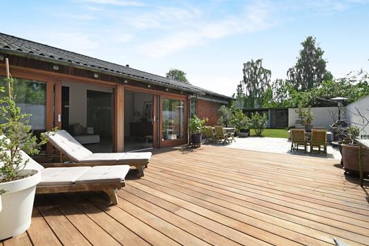 Villa på Hjortekærbakken i Kongens Lyngby - Andet