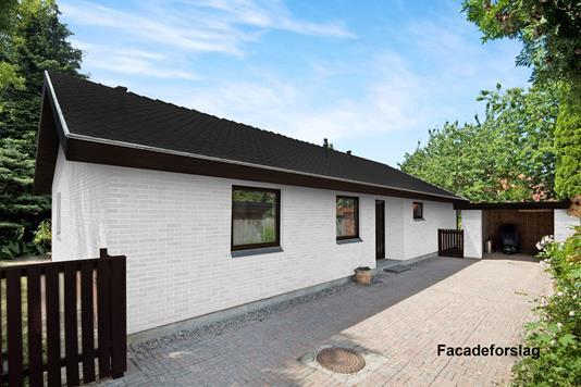 Villa på Borgevej i Kongens Lyngby - Andet