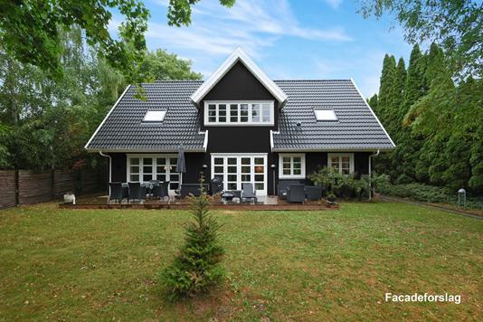 Villa på Lundtoftevej i Kongens Lyngby - Ejendom 1