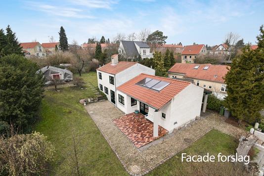Villa på Sauntesvej i Gentofte - Ejendom 1