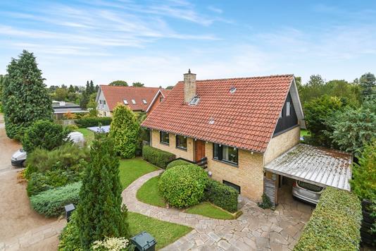 Villa på Langs Hegnet i Kongens Lyngby - Ejendom 1