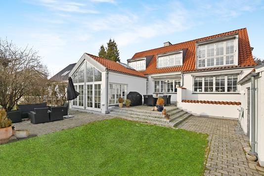 Villa på Fuglevadsvej i Kongens Lyngby - Ejendom 1