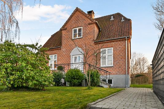 Villa på Tjørnevej i Kongens Lyngby - Ejendom 1