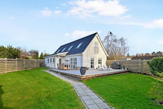 Villa på Ellesletten i Vedbæk - Ejendom 1
