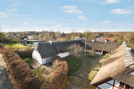 Rækkehus på Egegårdsvej i Kongens Lyngby - Ejendom 1