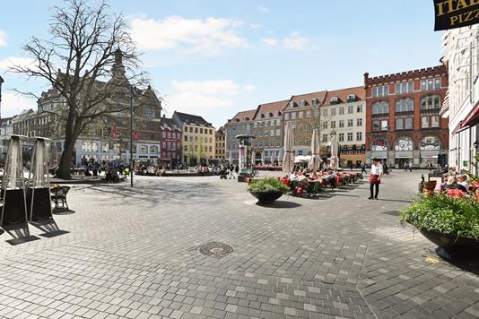 Ejerlejlighed på Sankt Gertruds Stræde i København K - Område