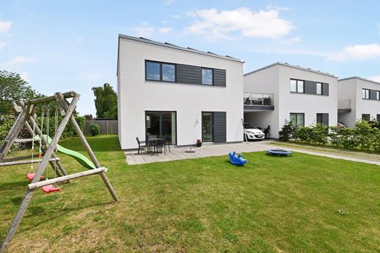Villa på Huldbergs Alle i Kongens Lyngby - Ejendom 1