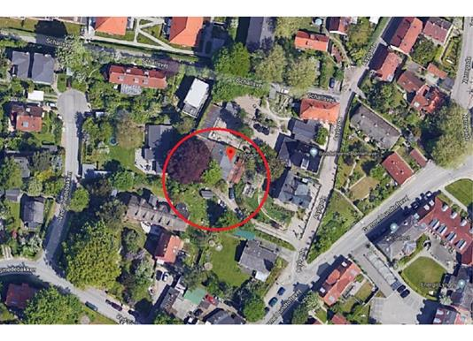 Villa på Asylgade i Kongens Lyngby - Andet