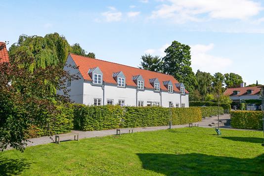 Rækkehus på Havegærdet i Kongens Lyngby - Have