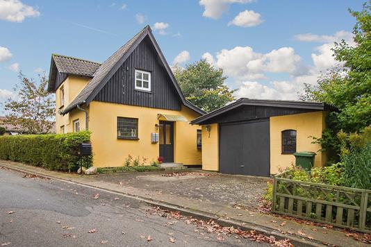 Villa på Elmevej i Vejle - Ejendommen