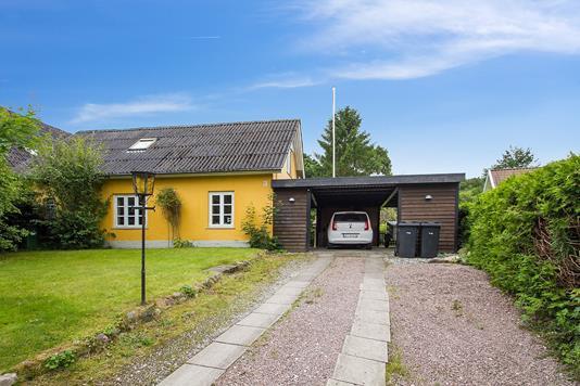 Villa på Mosevej i Vejle - Ejendommen