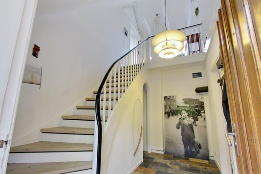 Villa på Bøgomvej i Vejle - Trappe