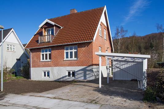 Villa på Danasvej i Vejle - Ejendommen