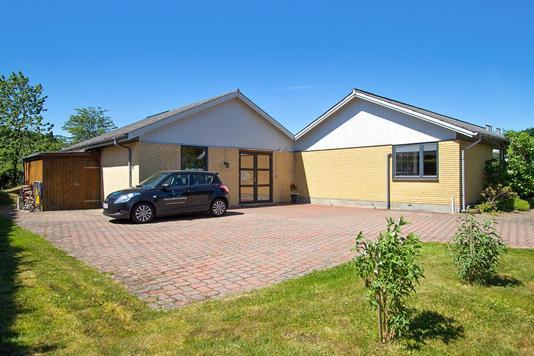 Villa på Gludsmindevej i Vejle - Set fra vejen