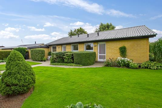 Villa på Søndervang i Bredsten - Ejendommen