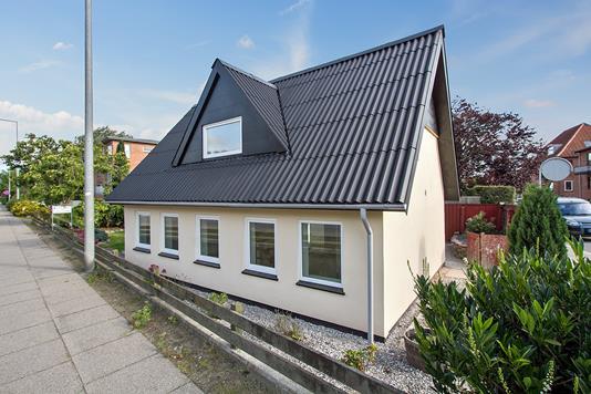 Villa på Fredericiavej i Vejle - Ejendommen