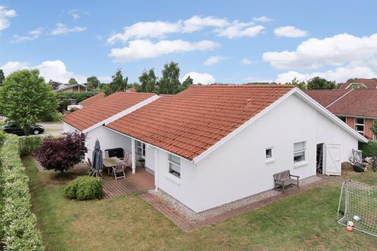 Villa på Hornemansvej i Vejle - Ejendommen