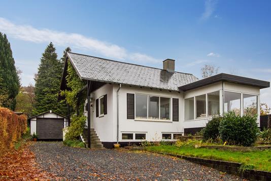 Villa på Strandvejen i Vejle Øst - Ejendommen