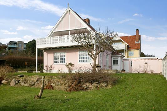 Villa på Tagesvej i Vejle Øst - Ejendommen